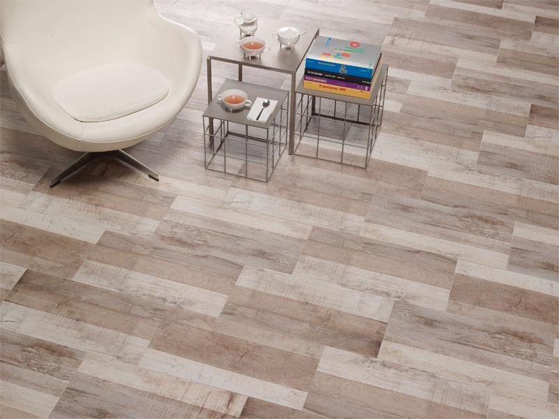 Nuova collezione legno vintage per pavimenti e rivestimenti