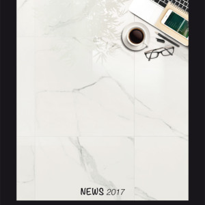 "New floor and cover collections ""NEWS 2017"""