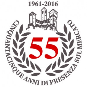 55 years of our presence in the national and international market